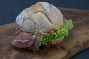 Broodje Carpaccio